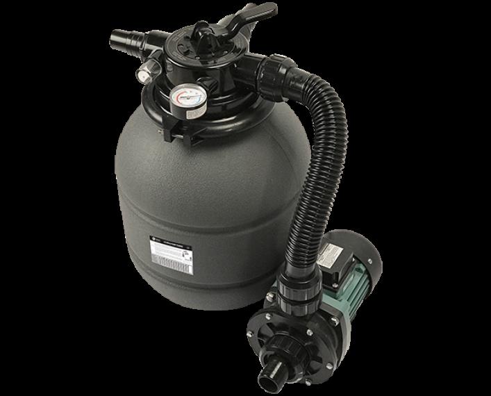 Filter set Compact 4,02m3/h (19kg)