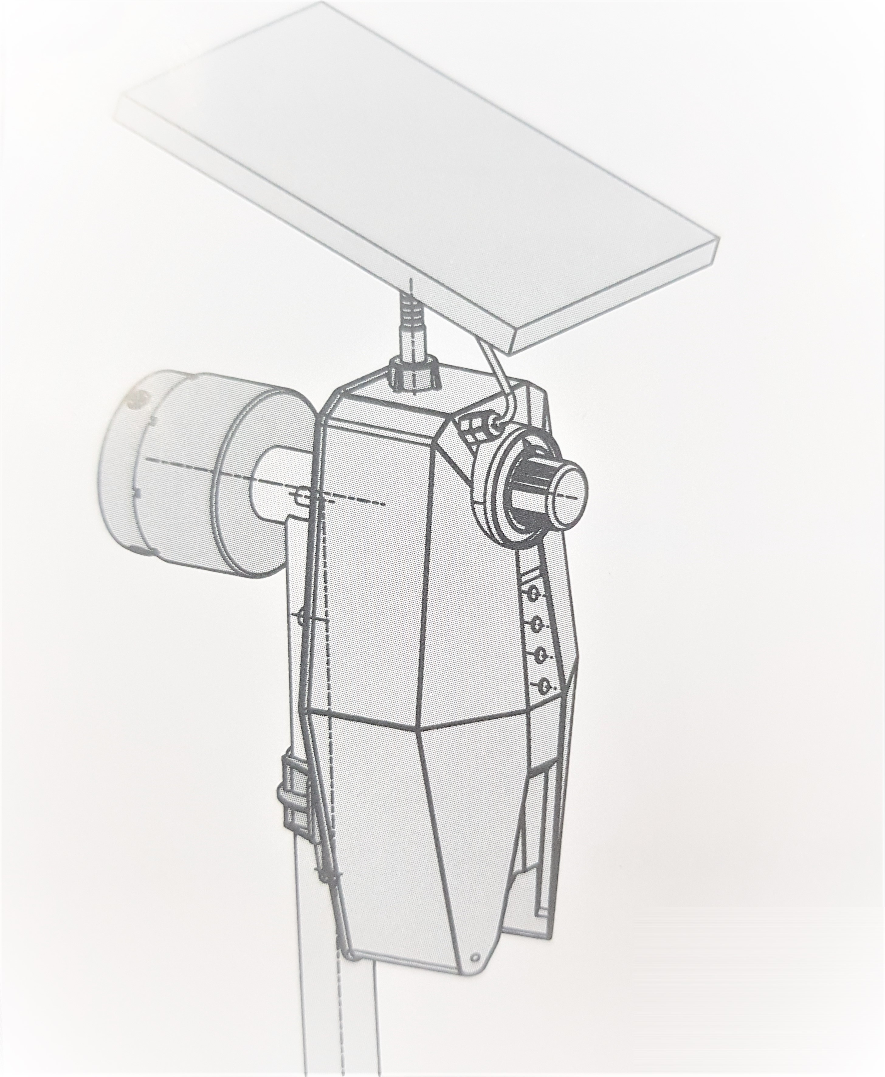 solarni pogon za motalicu