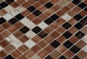 Stakleni mozaik Arabica G21+G11(25%)+G26(50%)