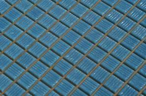 Stakleni mozaik Blue A33