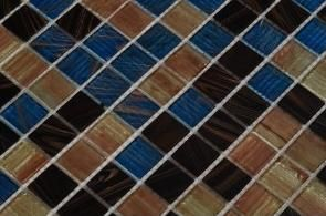 Stakleni mozaik Borneo G25+G22+G33