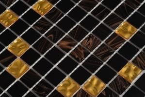 Stakleni mozaik Dark Gold A19n+G21+G22
