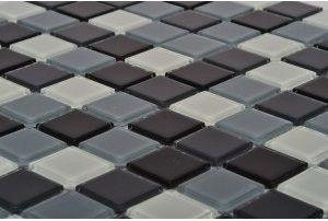 Kristalni Mozaik Slo089 Silver Iake